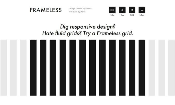 Frameless Grid (Custom)