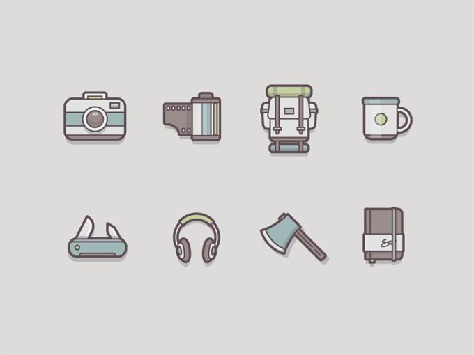 Free StreetWill co icons by buatoom (Custom)