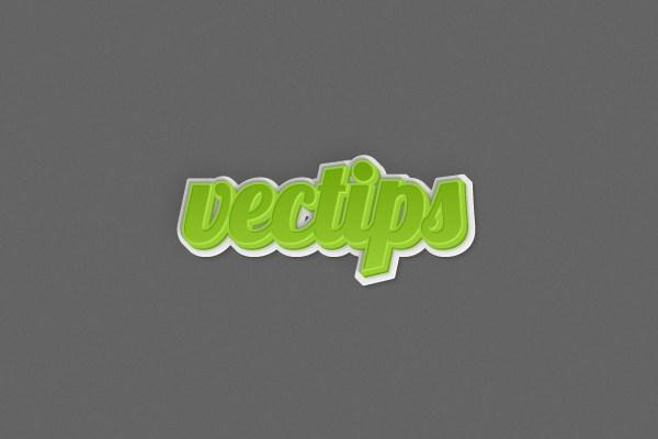 How to Create a 3D Text Effect in Adobe Illustrator (Custom)