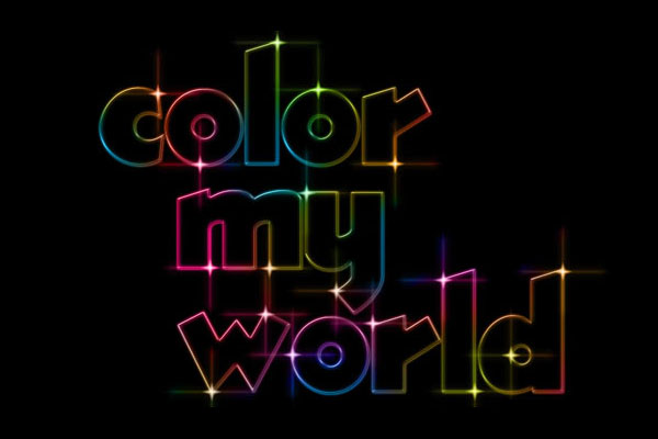 How to Create a Colorful Text Effect in Photoshop