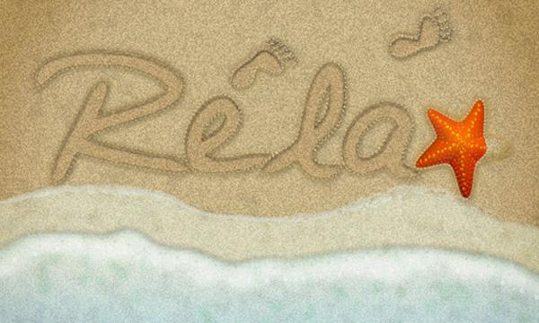 How to Create a Sand Text Effect Using Adobe Illustrator (Custom)