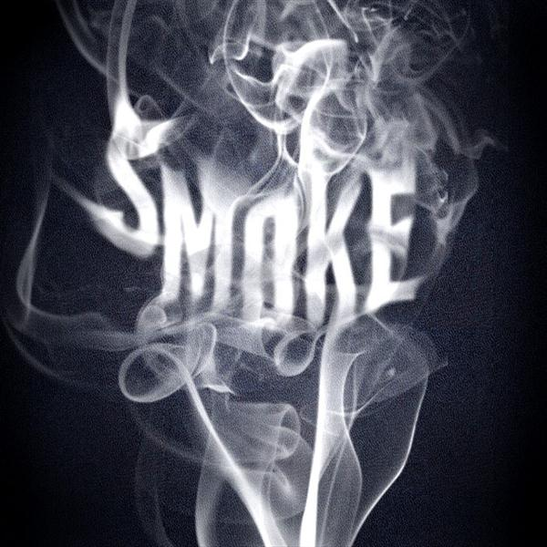 How to Create a Smoke Text Effect in Photoshop (Custom)