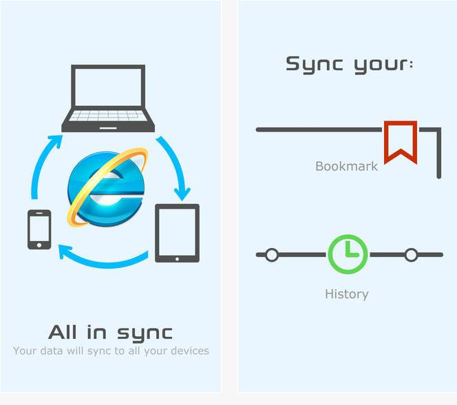 IE Sync Pro - for Internet Explorer