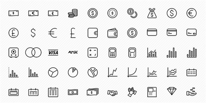 Icons Mind – 50 Business Icons (Custom)