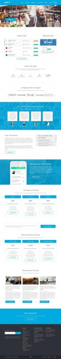 Jobify - WordPress Job Board Theme (Custom)