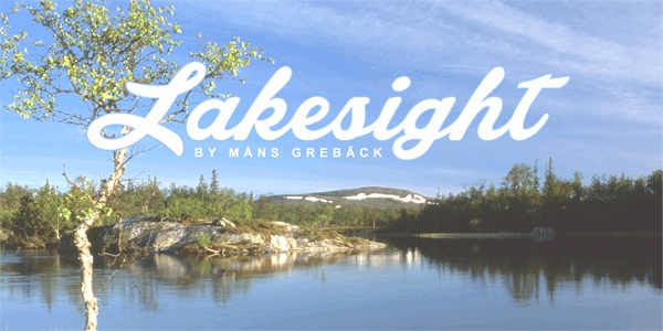 Lakesight Personal Use Only