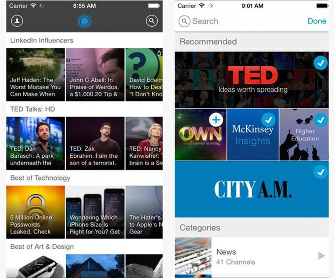 LinkedIn Pulse The news and insights you need to know (Custom)