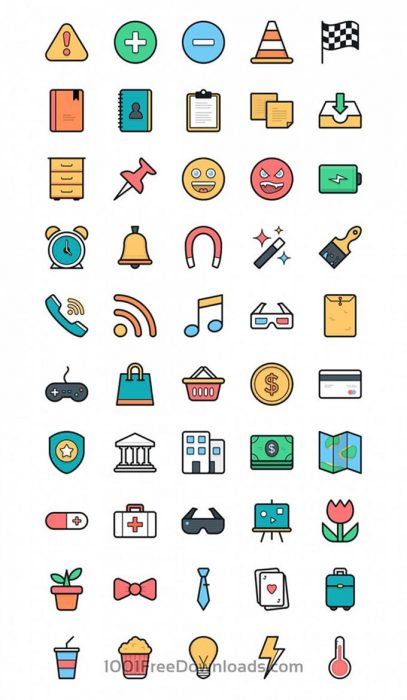 Lulu Icons – Free Vector Icons Set (Custom)