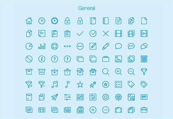 Lynny Vector Icons (Custom)