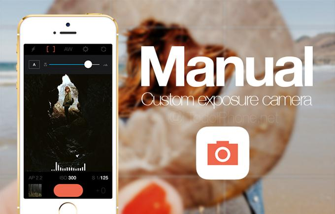 Manual – Custom exposure camera (Custom)