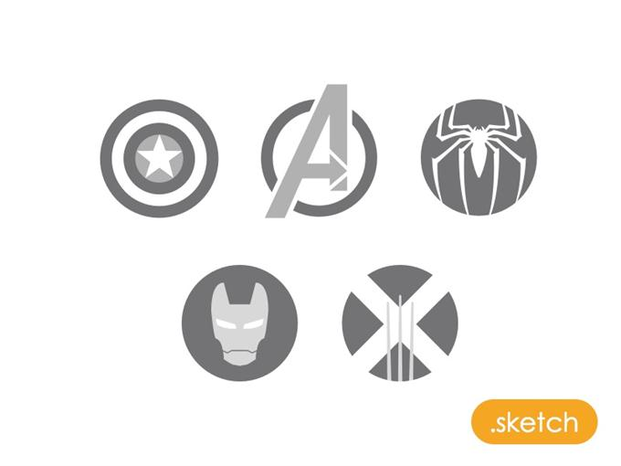 Marvel Icons by Abraham Guerra (Custom)