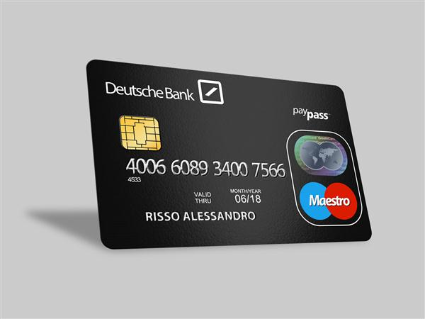 Mockup Credit Card – psd (Custom)