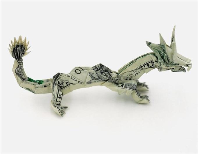 Money Dragon (Custom)