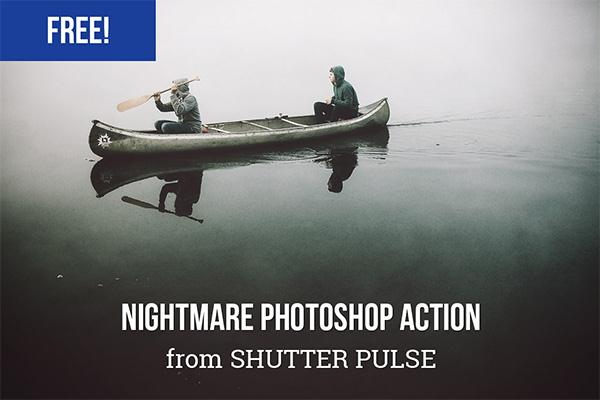 Nightmare Photoshop Action (Custom)