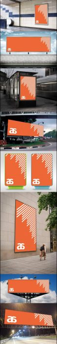 Outdoor Billboards Mockup Templates (Custom)