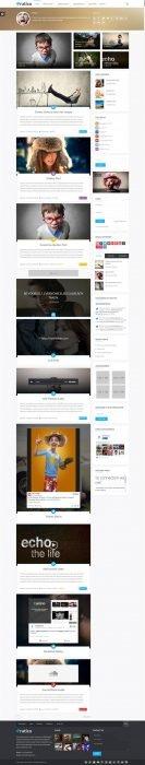 Pratico - Retina Responsive WordPress Blog Theme (Custom)