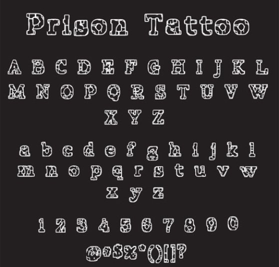 90+ Best Free Monogram Fonts And Tattoo Fonts - TechClient