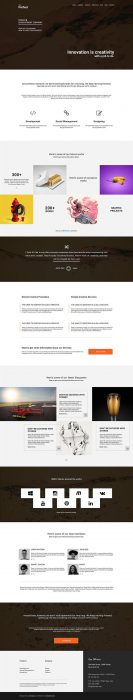 ProPerfect-Multipurpose-One-Page-Psd-Template (Custom)