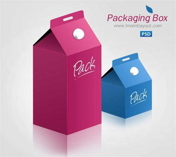Product Packaging Box (Custom)