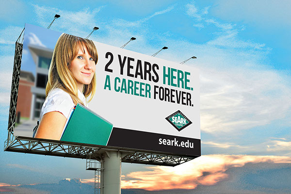 SEARK College Billboard