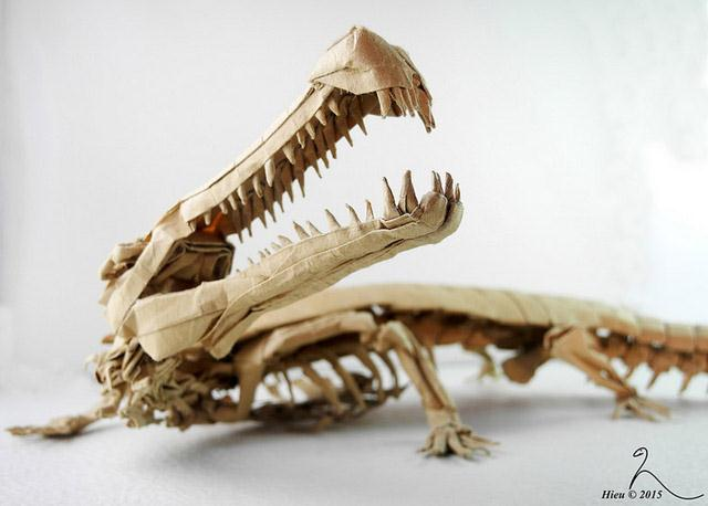 Sarcosuchus Skeleton (Custom)