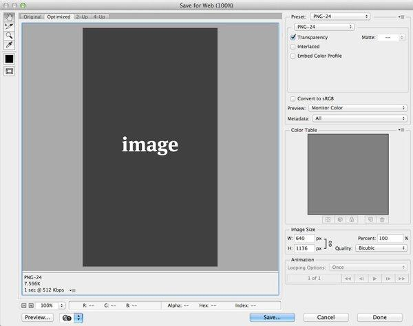 Set Up Photoshop For UI Design (Custom)