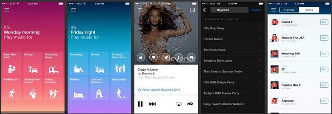 Songza (Custom)