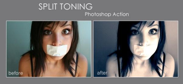 Split Toning (Custom)