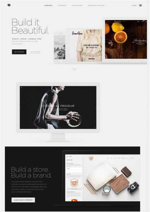 Squarespace  (Custom)