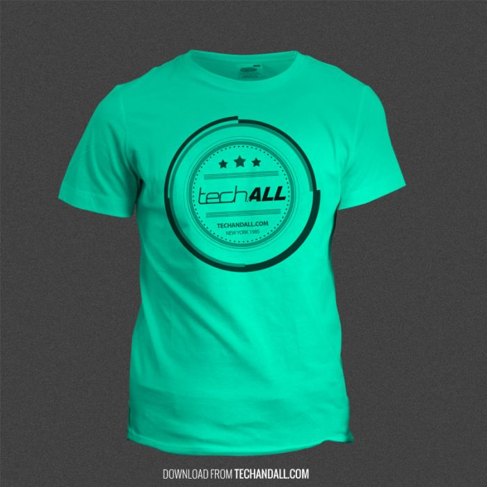 T-Shirt Mock-up PSD