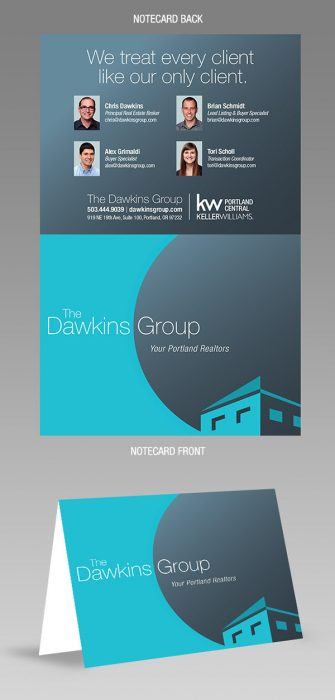 The Dawkins Group Marketing Collateral