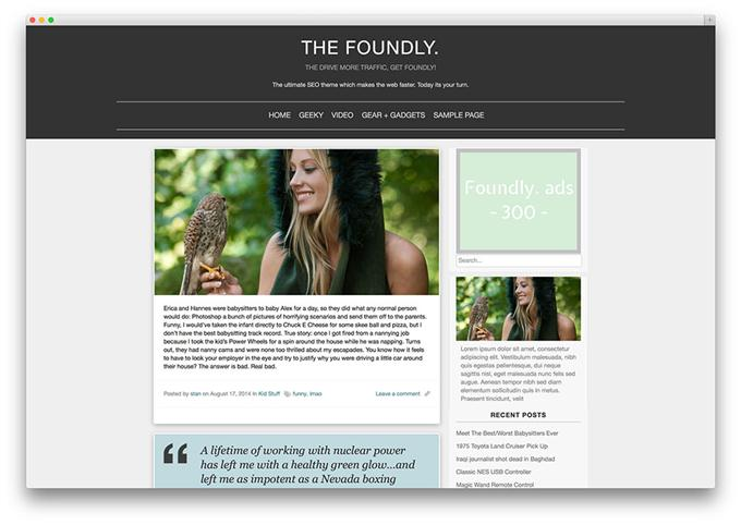 The Foundly (Custom)