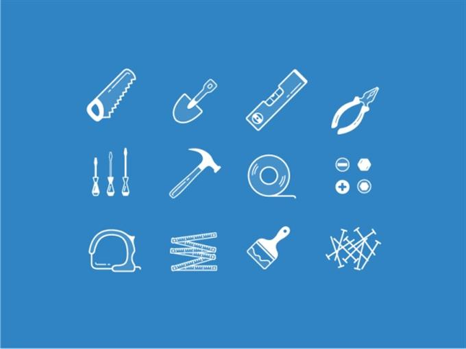 Tools Icons (Custom)