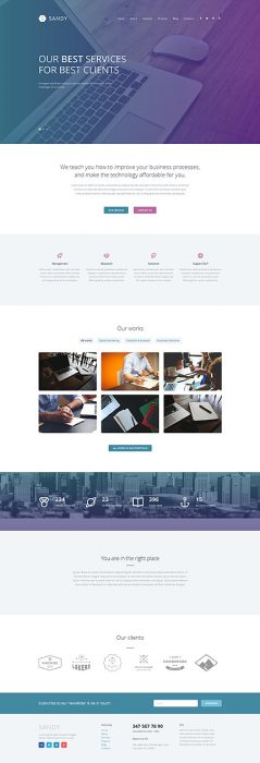 Top-notch Web DesignWordPress Website