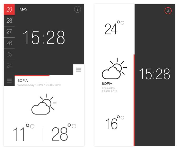 Weather And Time (Custom)