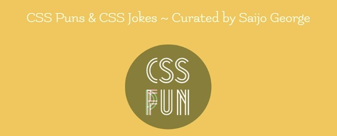 css puns and jokes