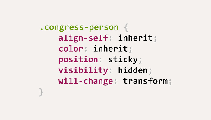 css-puns-congress-person