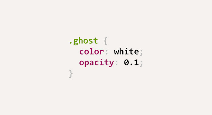 css-puns-ghost