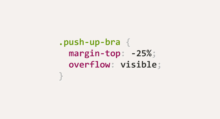 css-puns-push-up-bra