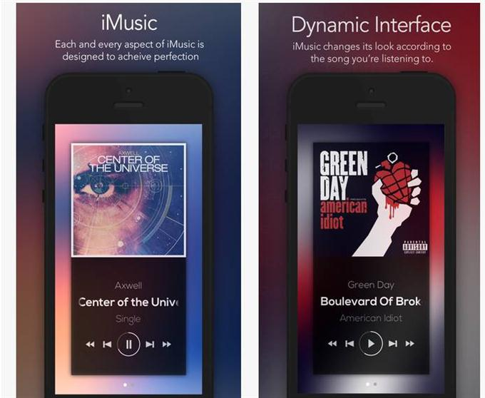 iMusic - The Perfect Music Player (Custom)