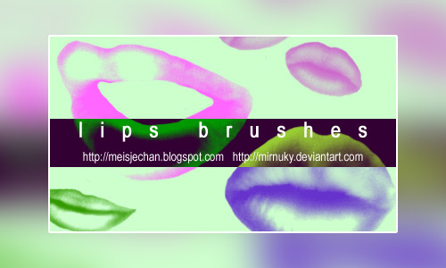 lips brushes
